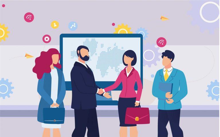 internal business communication tool
